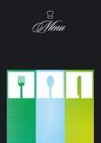 Restaurant menu card Royalty Free Stock Photo