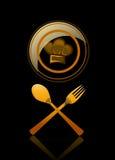 Restaurant menu Royalty Free Stock Photography