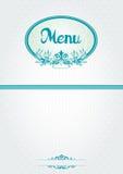 Restaurant Menu. 2d design of a Restaurant Menu Royalty Free Stock Photo