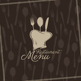 Restaurant menu design. Vector available Royalty Free Stock Photos
