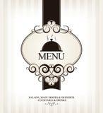 Restaurant menu design. Restaurant menu tempale design. Vector available Royalty Free Stock Photos