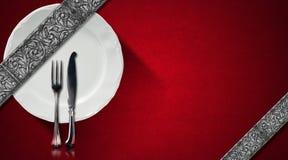 Restaurant Menu Design Royalty Free Stock Image