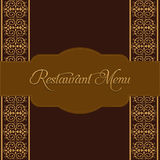 Restaurant Menu Design. Vector Stock Images