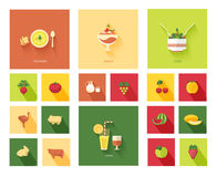 Restaurant menu designs Royalty Free Stock Images