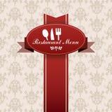 Restaurant menu graphic design  illustration Stock Photos