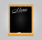 Restaurant menu template in retro style vector Stock Photo