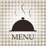 Restaurant menu template vector illustration Stock Photo