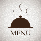 Restaurant Menu Template Vector Illustration Royalty Free Stock Photos