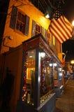 Restaurant mexicain de visibilité directe Cuates à Georgetown photo libre de droits