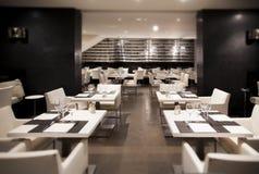 Restaurant moderne Photo libre de droits