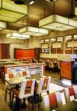 Restaurant in oostelijke stijl royalty-vrije stock foto's