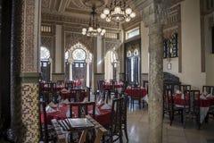 Restaurant Palace de Valle, Cienfuegos, Cuba Stock Photography