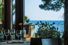 Restaurant Perales, Perello-mars Photo stock