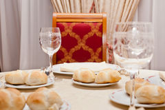 Restaurant Place Setting Royalty Free Stock Image