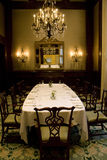 Restaurant private dining room Stock Photos
