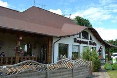 Restaurant Raganas Kekis, Latvia. Stock Photography