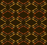 Restaurant seamless pattern background Stock Photo
