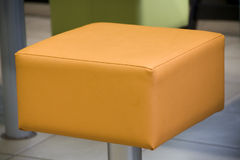 Restaurant seat Royalty Free Stock Photography