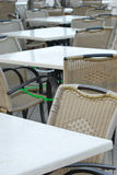 Restaurant Seats Stock Photos