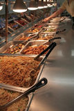 Restaurant Series. Inside a Chinese buffet workplace royalty free stock images