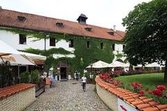 Restaurant Strahov Monastic Brewery Royalty Free Stock Image