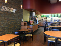 Free Restaurant Subway In Market Royalty Free Stock Photo - 94581895