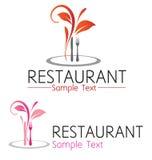 Restaurant symbol Royalty Free Stock Photos