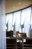 Restaurant tables Stock Photos