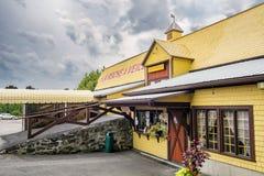 Restaurant/theater stock afbeeldingen
