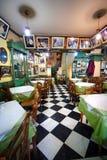 restaurant traditionnel dans Monastiraki image libre de droits