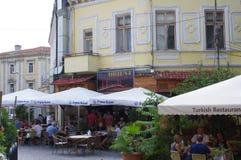 Restaurant turc Photos libres de droits