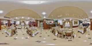 Restaurant-und Hotel komplexes königliches Sochi, Adler-Bezirk Lizenzfreie Stockbilder