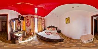 Restaurant-und Hotel komplexes königliches Sochi, Adler-Bezirk Lizenzfreies Stockfoto
