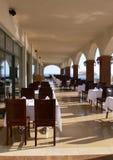 Restaurant in Utopia World Stock Images