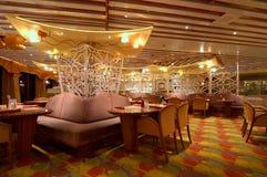 Restaurant vide images stock