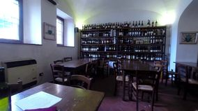 Restaurant Vino E Camino Royalty Free Stock Image