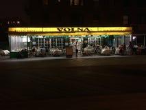Restaurant Volna Stockbilder