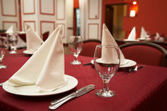 Restaurante Imagens de Stock