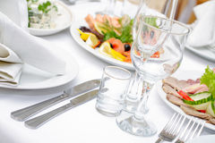 Restaurante Imagem de Stock