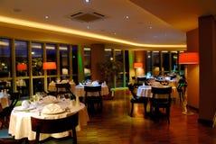 Restaurante 24 de Caffe Foto de archivo libre de regalías