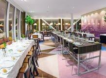 Restaurante Imagem de Stock Royalty Free