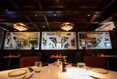 restaurante Fotografía de archivo libre de regalías