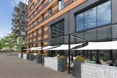 Restaurante al aire libre foto de archivo libre de regalías