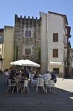 Restaurante al aire libre Fotos de archivo