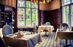 Restaurante alemão Fotografia de Stock