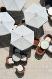 Restaurante ao ar livre 1 Foto de Stock