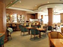 Restaurante/barra Imágenes de archivo libres de regalías