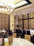 Restaurante chinês Fotografia de Stock Royalty Free