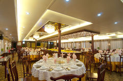 Restaurante chinês Fotos de Stock Royalty Free
