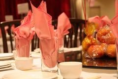 Restaurante chinês Imagens de Stock